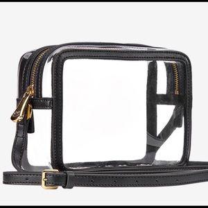 NWT GiGi New York Collins Crossbody Bag in Black